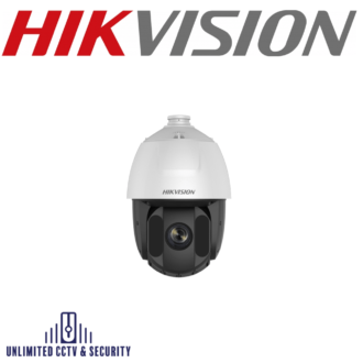 """Hikvision DS-2DE5225IW-AE 2MP 25× Network IR Speed Dome adopts a 1/2.8"""" progressive scan chip. The 25× optical zoom lens offers more details in large areas."""