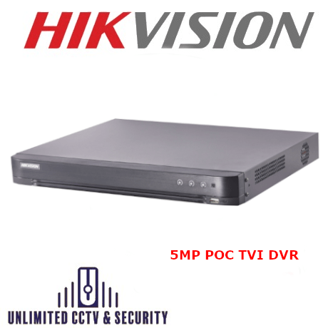 5mp PoC DVR