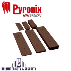 Pyronix MC1-SPACER-BR-WE Enforcer Door Contact Spacer in Brown