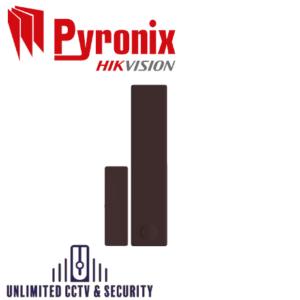 Pyronix Enforcer MC1MINI-BR-WE Wireless door contact in brown
