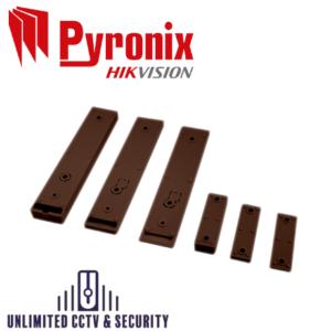 Pyronix MC1S-SPACER-BR-WE Enforcer Shock Sensor Spacer in Brown