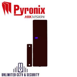 Pyronix Enforcer MC2-BR-WE Wireless Door Contact in Brown