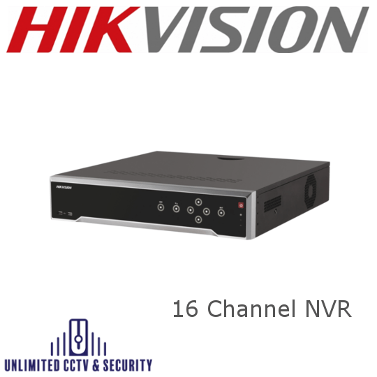NVR 1 16 channel