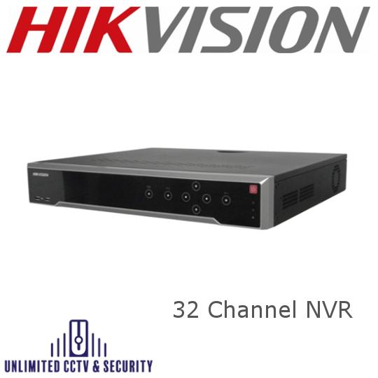 NVR 3 32 channel