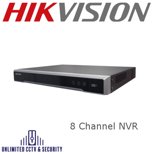 NVR 5 8 channel