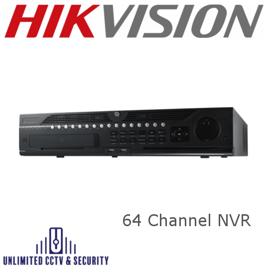 NVR 8 64 channel