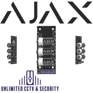AJAX AJA-10306 Transmitter Wireless Module for connection of outdoor motion detectors