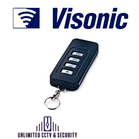 Visonic PowerMaster KF-235 Wireless Keyfob (0-102202)