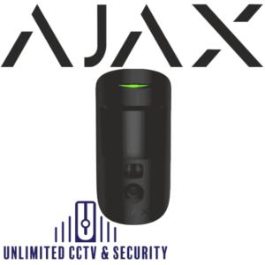 AJAX MotionCam wireless PIR camera AJA-10308 Black