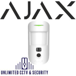 AJAX MotionCam wireless PIR camera AJA-10309 White