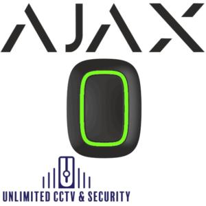 Ajax Button Wireless Panic Button – Black AJA-10314