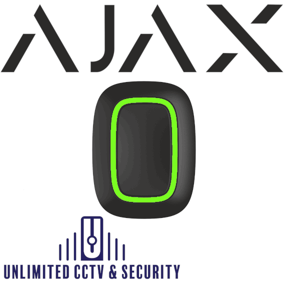 ajax button black