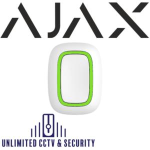 Ajax Button Wireless Panic Button – White AJA-10315