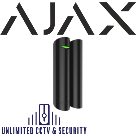 ajax door protect plus black
