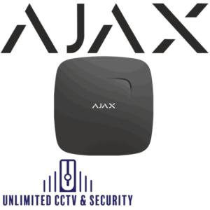 AJAX Fire Protect detector smoke & heat- Black AJA-8188