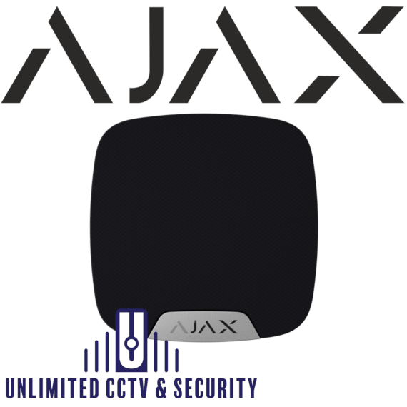 ajax homesiren black