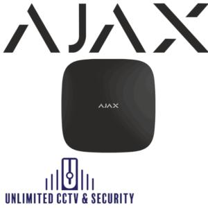 AJAX Rex Range Repeater – Black AJA-8075