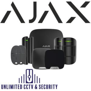 AJAX Hub Kit 1 Plus Black AJA-16634