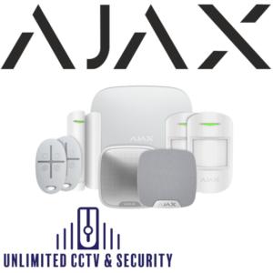 AJAX Hub Kit 1 Plus White AJA-16635