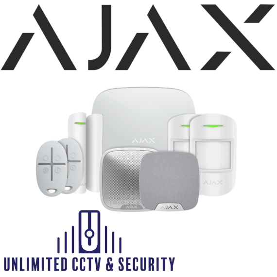 ajax hub kit1 white