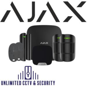 AJAX Hub Kit 2 Black AJA-16619