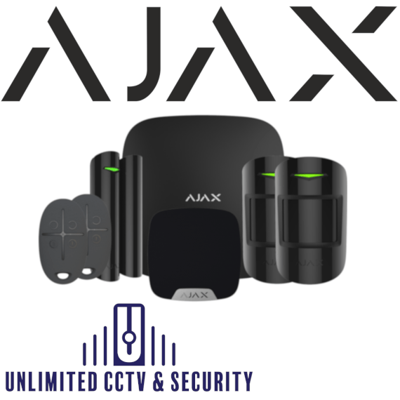 ajax hub kit2 black