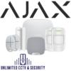 ajax hub kit2 white