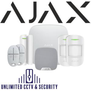 AJAX Hub Kit 2 Plus White AJA-16637