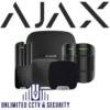 ajax hub kit3 black
