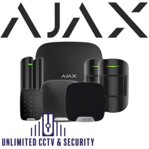 AJAX Hub Kit 3 Black AJA-16623