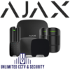 ajax hub kit3 black