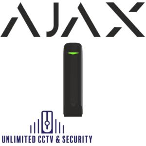 AJAX MotionProtect Curtain Wireless Outdoor Curtain PIR – Black AJA-10313