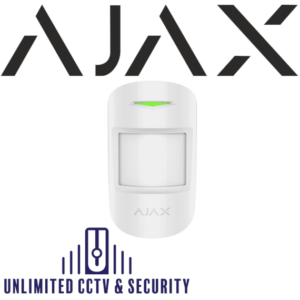 Ajax MotionProtect Curtain Wireless Curtain PIR – White AJA-13268