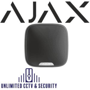 AJAX street siren wireless sounder Black AJA-7661