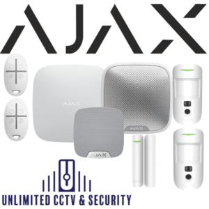 AJAX AJA-17733 Wireless Camera kit 1 in white