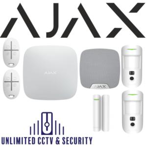 AJAX AJA-17736 Wireless Camera kit 2 in white