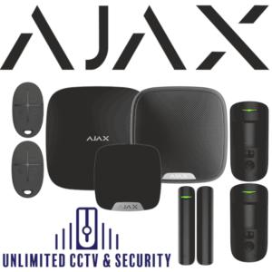 AJAX AJA-17725 Wireless Camera kit 1 in black