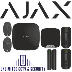 AJAX AJA-17734 Wireless Camera kit 2 in black