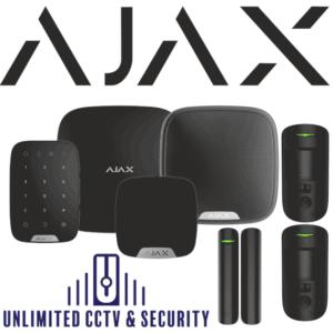 AJAX AJA-17737 Wireless Camera kit 3 in black