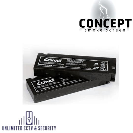 concept smoke batteries
