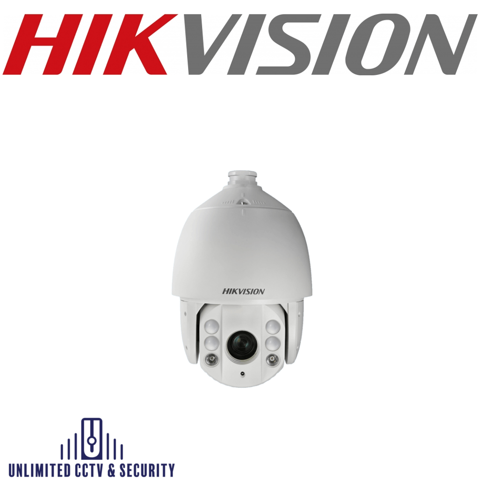 """Hikvision DS-2DE7232IW-AE 2MP 32× Network IR Speed Dome uses a 1/2.8"""" progressive scan chip. The 32× optical zoom lens offers more details over large areas."""