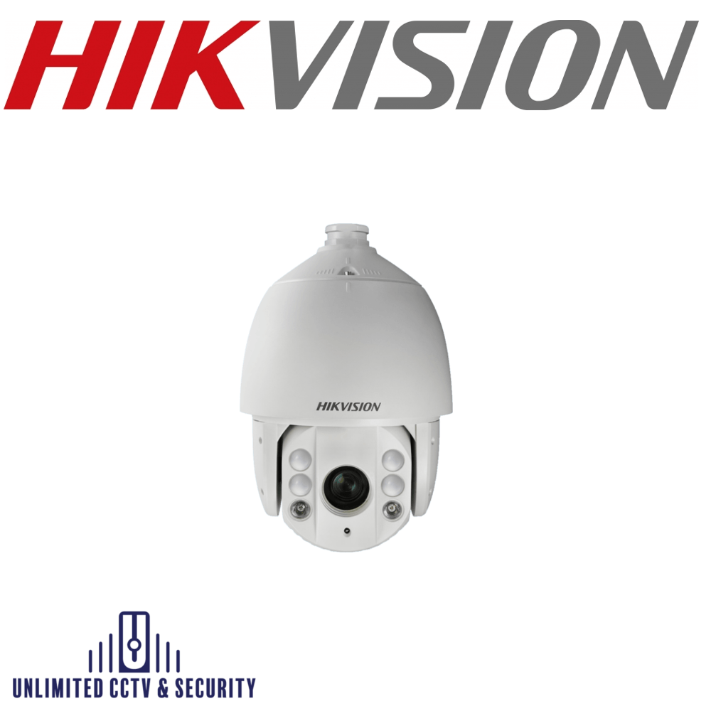 Hikvision DS-2AE7225TI-A captures high quality images in poor light environments. The black glass increases luminosity allowing IR to reach up to 150m.