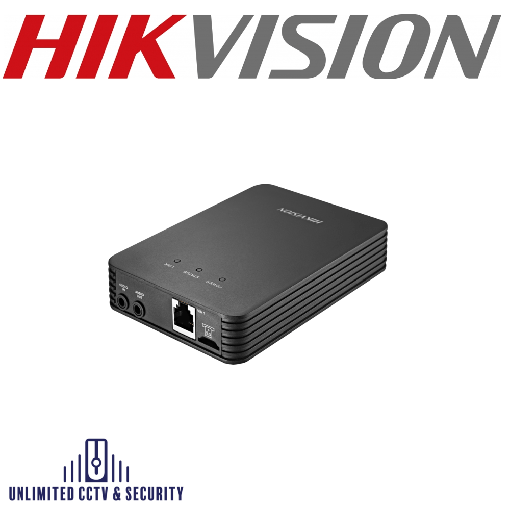 """Hikvision covert camera & decoder with 1/2.7"""" Progressive Scan CMOS, up to 1920x1080@30fps for real-time output and true WDR, up to 120dB."""