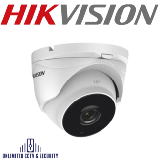 HIKVISION DS-2CE56D8T-IT3ZE Power over Coaxial (PoC) basically means that power for the camera is supplied by the DVR via coaxial video cable.