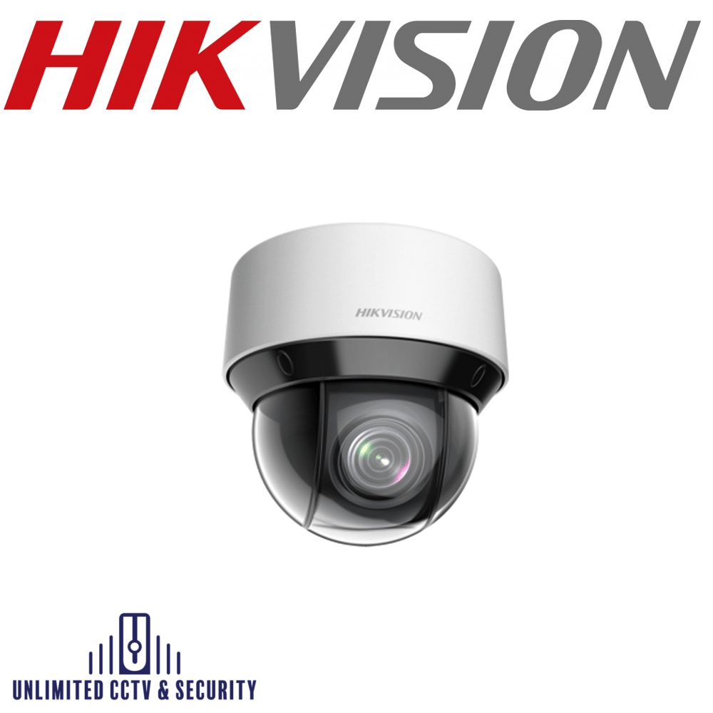 """Hikvision DS-2DE4A225IW-DE 2 MP 25× Network IR PTZ Camera uses a 1/2.8"""" progressive scan chip. The 25× optical zoom lens gives more detail over large areas."""