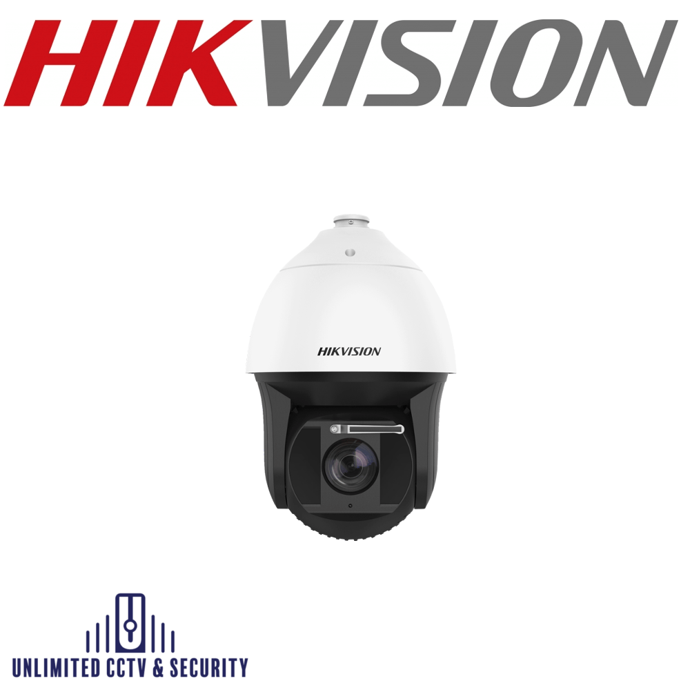 """Hikvision DS-2DF8436IX-AELW 4MP 36× Network IRSpeed Dome uses a 1/1.9"""" progressive scan chip.The 36× optical zoom lens offers moredetail in large areas."""