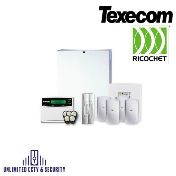 Texecom Premier Elite 48 Ricochet Kit